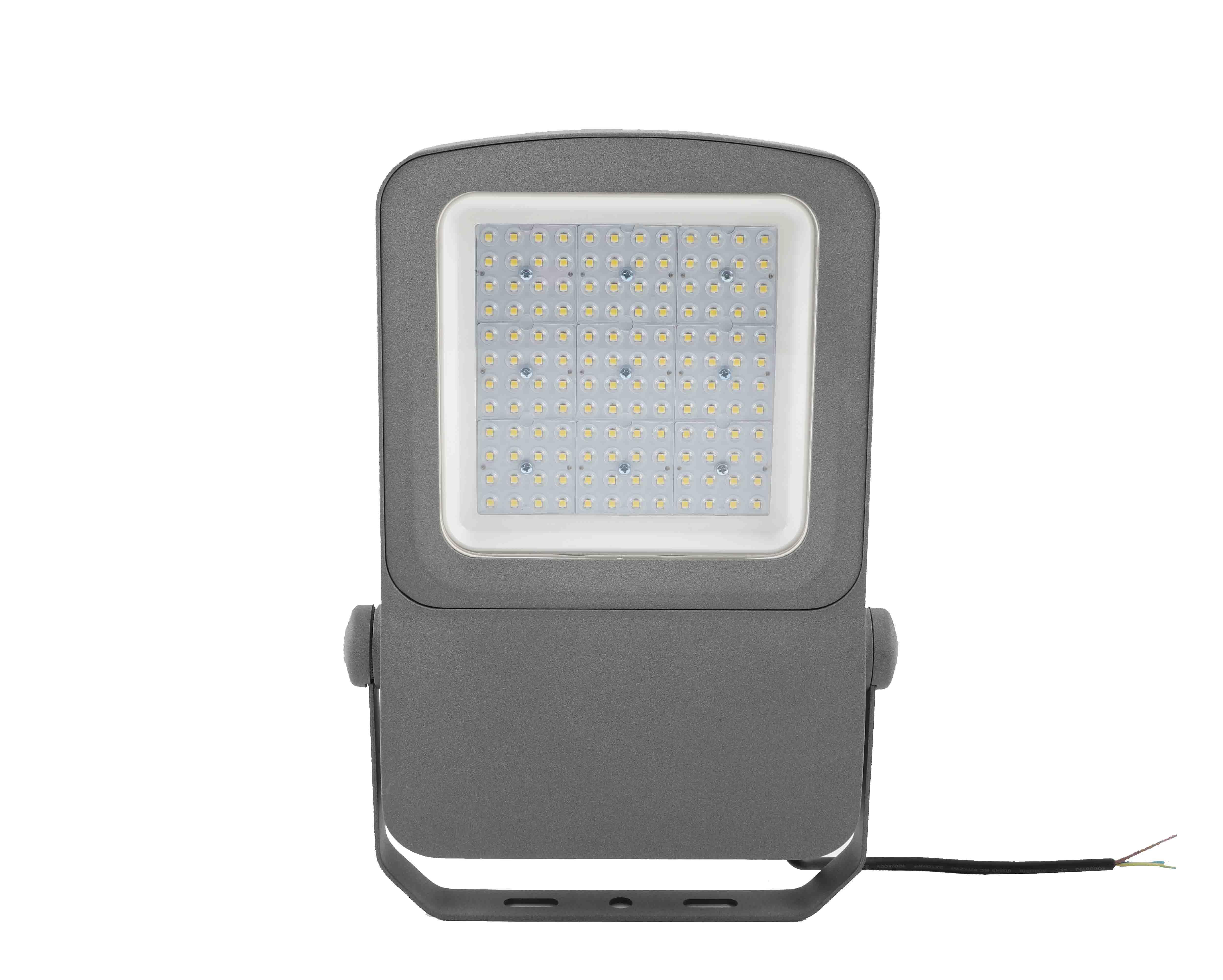 Luz de inundación al aire libre del alto lumen LED 100W 150W