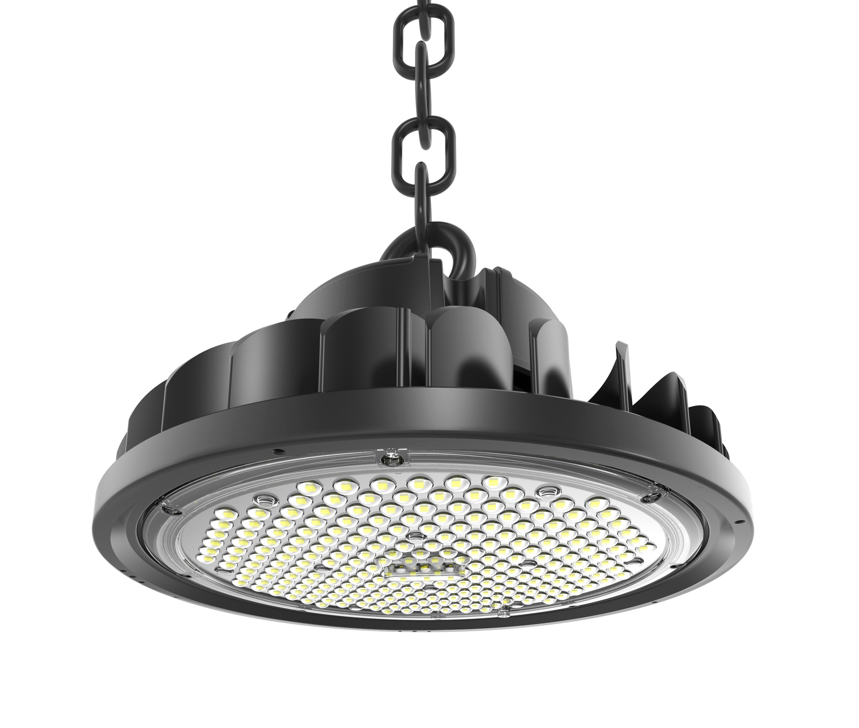 Instalación flexible LED de alto lumen High Bay Light-UFO 100W 150W 200W